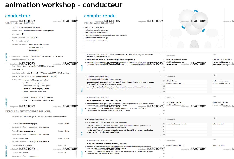 outils – conducteur réunion (http://templates.iafactory.fr) – fichier .ppt