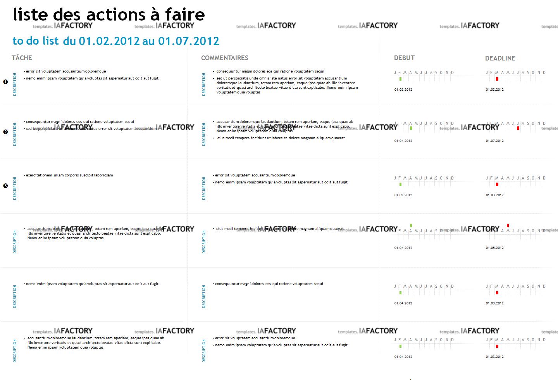 outils - liste de tâches (http://templates.iafactory.fr) - fichier .ppt