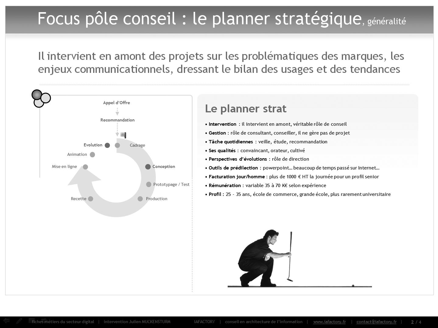 planner stratégique