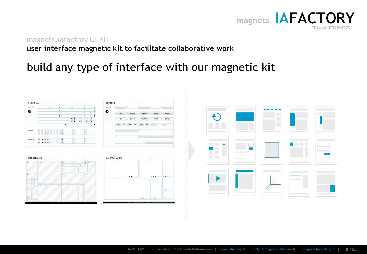 magnets.iafactory (interface utilisateur magnétique) concept 06