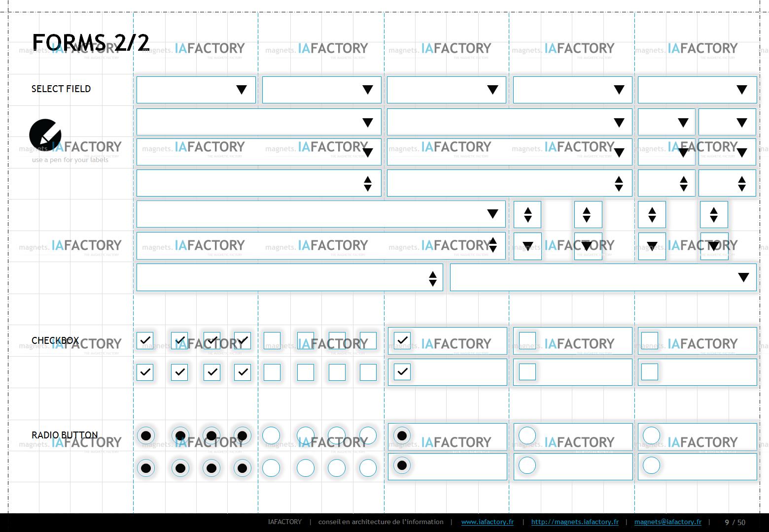 magnets.iafactory (composants d'interface utilisateur magnétisés) composant 02