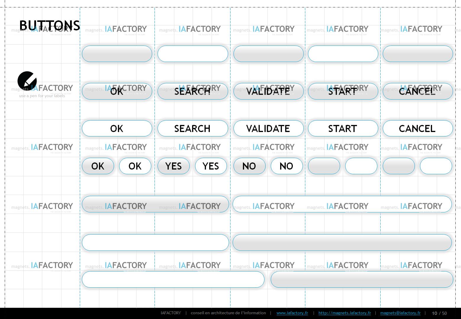 magnets.iafactory (composants d'interface utilisateur magnétisés) composant 03
