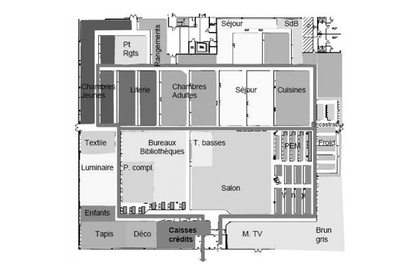magasin conforama catalogue conforama en cours confort sur mer destination petit prix with. Black Bedroom Furniture Sets. Home Design Ideas
