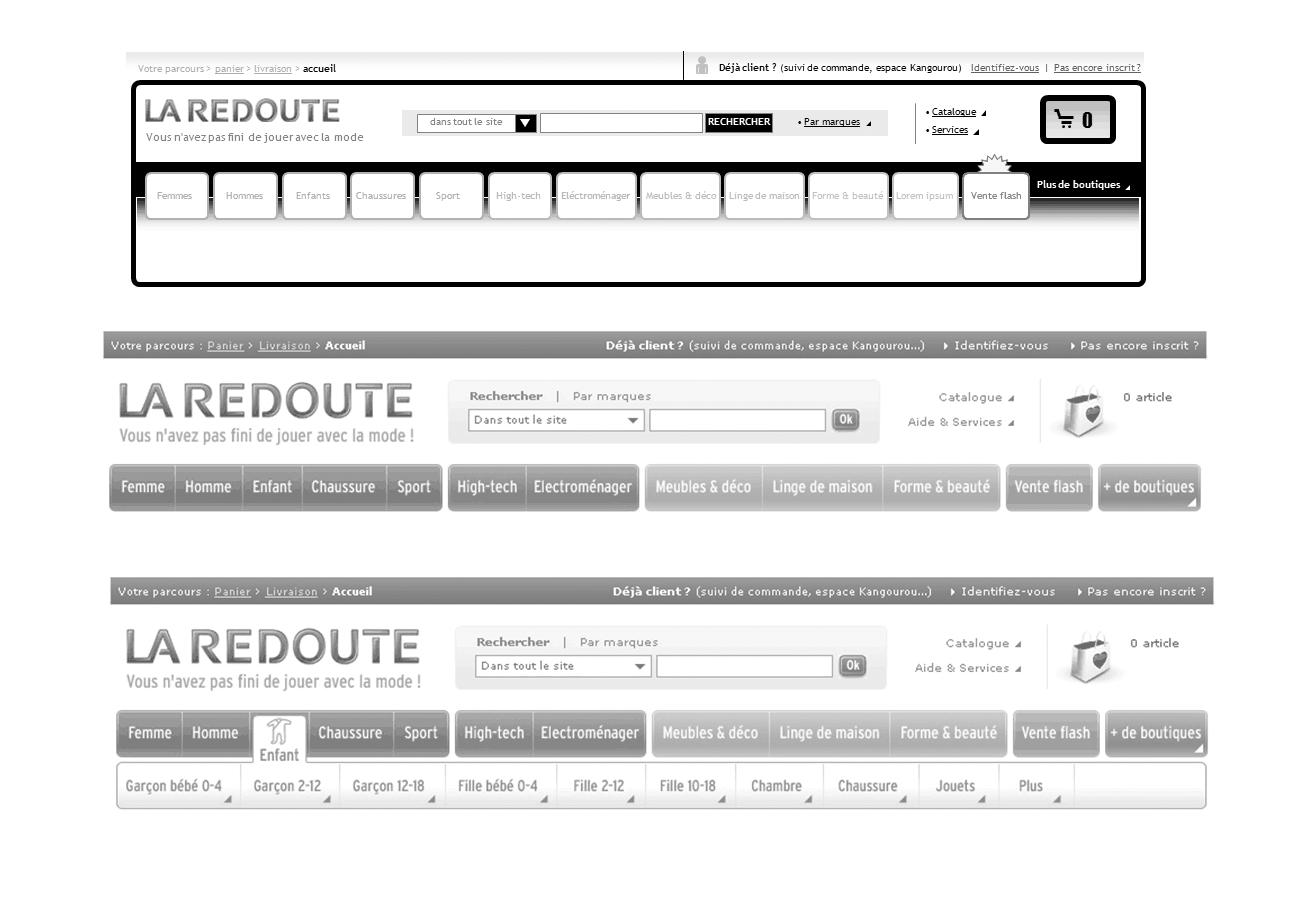 La redoute catalogue maison free la redoute mode u maison - La redoute maison catalogue ...