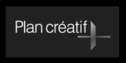 logo agence plan creatif