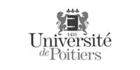 logo université de poitiers