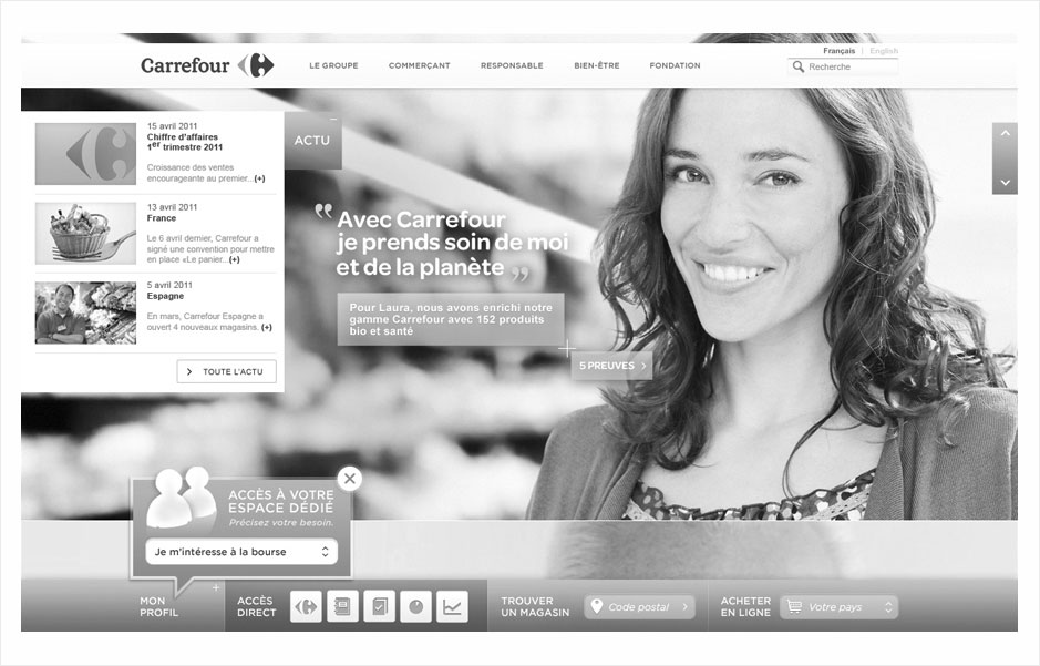 wireframe carrefour-corporate