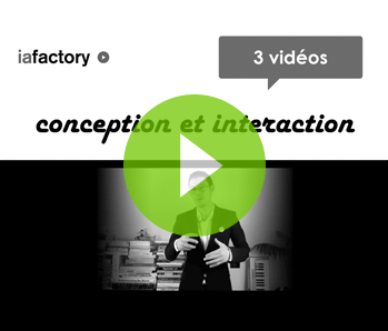 vignette conception interaction video à la demande vod Ux design