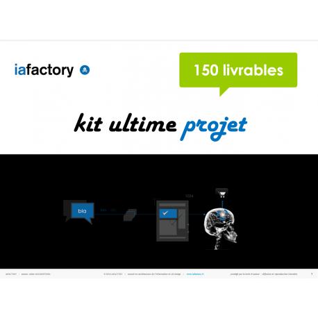 Kit ultime projet - Pack de 150 modèles à télécharger