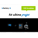 Kit ultime projet - 150 modèles à télécharger
